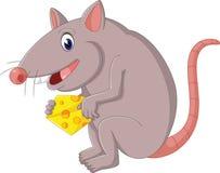 Leuke muis Stock Afbeelding