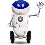 Leuke Robot vector illustratie