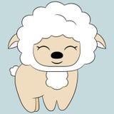 Leuke schapen Stock Fotografie