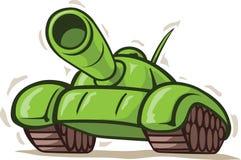 Leuke tank royalty-vrije illustratie