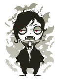 Leuke Vampier vector illustratie