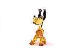 Leuke Van een hond Hond Royalty-vrije Stock Foto