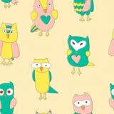 Leuke vectorillustratie Stock Afbeeldingen