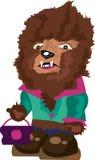 Leuke Weerwolf vector illustratie