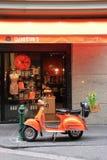 Leuke winkel op Degraves-Straat Melbourne Australië Stock Foto