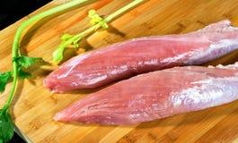 Leun varkensvlees Royalty-vrije Stock Foto's