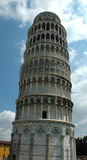 Leunende Toren - PISA Stock Foto's