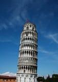 Leunende toren - Pisa - Toscanië Stock Foto's