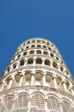 Leunende Toren van Pisa in Italië Royalty-vrije Stock Afbeeldingen