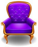 Leunstoel Royalty-vrije Stock Foto