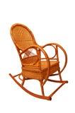 Leunstoel-schommelende stoel Royalty-vrije Stock Fotografie