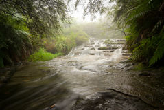 Leura Cascades Royalty Free Stock Photography
