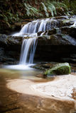 Leura Cascades Stock Image