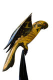 Leurre décoratif d'oiseau Photos libres de droits