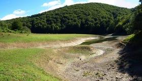 Leurtza Reservoir (3) Royalty Free Stock Photo