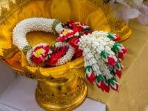 Leus de las flores para la adoración Imagen de archivo
