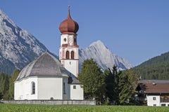 Leutasch in Tyrol Royalty Free Stock Photo