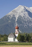 Leutasch in Tyrol Royalty Free Stock Images