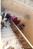Leute altes Kairo Stockbilder