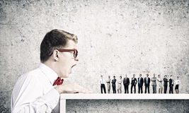 Leute der verschiedenen Berufe Lizenzfreie Stockbilder