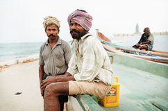 Leute des indischen Südens Lizenzfreie Stockbilder