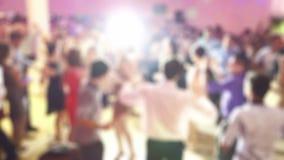 Leute, die 01 tanzen stock video