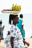 Leute in GHANA lizenzfreie stockfotos