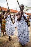 Leute in GHANA stockbilder