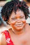 Leute in GHANA lizenzfreie stockfotografie
