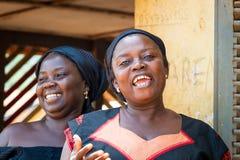 Leute in GHANA Lizenzfreie Stockbilder