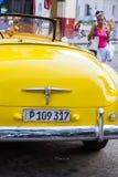 Leute in Havana Stockbild