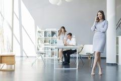 Leute im Büro Lizenzfreie Stockfotos
