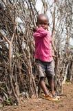 Leute in Kenia Stockbilder