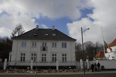 LEUTE-LOHN-TRIBUT ZU BRÜSSEL-OPFERN Stockfoto