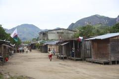 Leute in Madagaskar Lizenzfreies Stockbild