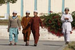 Leute in Pakistan Lizenzfreies Stockbild