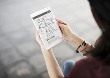 Leute Team Work Organization Plan Concept Stockfotos