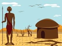 Leute von Afrika