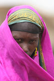 Leute von Afrika Lizenzfreie Stockfotografie