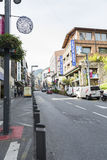 Leute von Andorra-La Vella Lizenzfreies Stockfoto