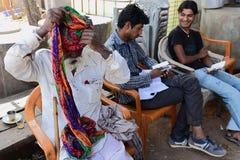Leute von Gujarat Lizenzfreies Stockfoto