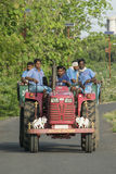 Leute von Indien stockfotografie
