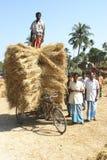 Leute von Indien Stockbild