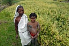 Leute von Sundarban Lizenzfreie Stockfotos