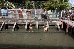 Leute von Thailand Stockbild