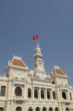Leuteausschuß Saigon Vietnam Ho Chi Minh Stadt Lizenzfreie Stockfotos