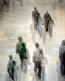 Leuteeinkaufen Stockfoto