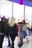 Leuteeinkaufen Stockbild
