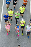 Leutelaufen Lizenzfreies Stockfoto