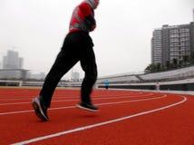 Leutelaufen Lizenzfreies Stockbild